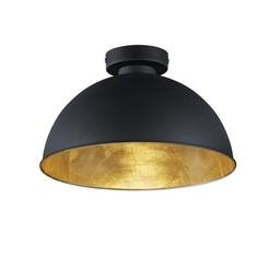 Plafondlamp Jimmy Zwart Goud