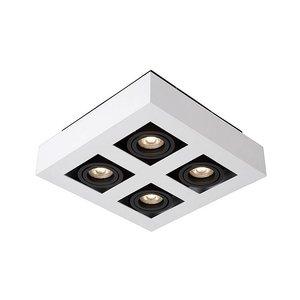 Spot Xirax Wit 4 Lichts Led