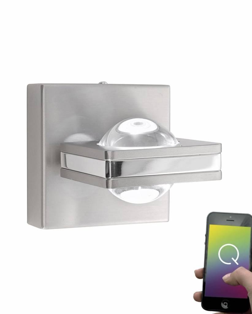 Wandlamp Fisheye Q-LED (Zigbee)