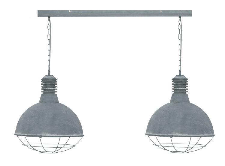 Hanglamp vicenza beton 2 lichts kamerlampen lamp zoeken for Lampen bestellen