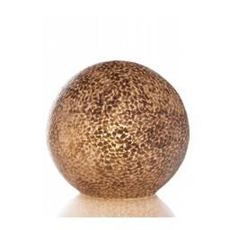 Tafellamp Shell Ball Gold 30cm Ø