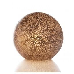 Tafellamp Wangi Gold Ball 40cm Ø