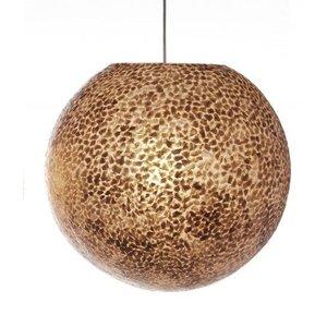 Hanglamp Wangi Gold Ball 50cm Ø