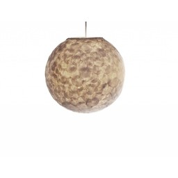 Hanglamp Full Shell Ball 40cm Ø