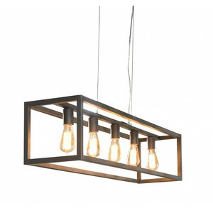 Hanglamp Cage 1.25 mtr