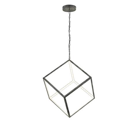 Hanglamp Dice Led 40cm