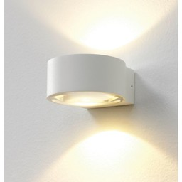Wandlamp LED Hudson WIT IP54