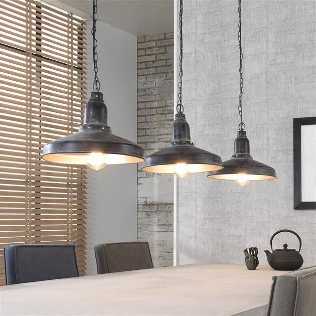 Eettafel lamp kopen smaak en functie gaan samen for Grote hanglamp eettafel