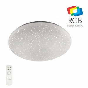 Plafondlamp Skyler RGB+W LED