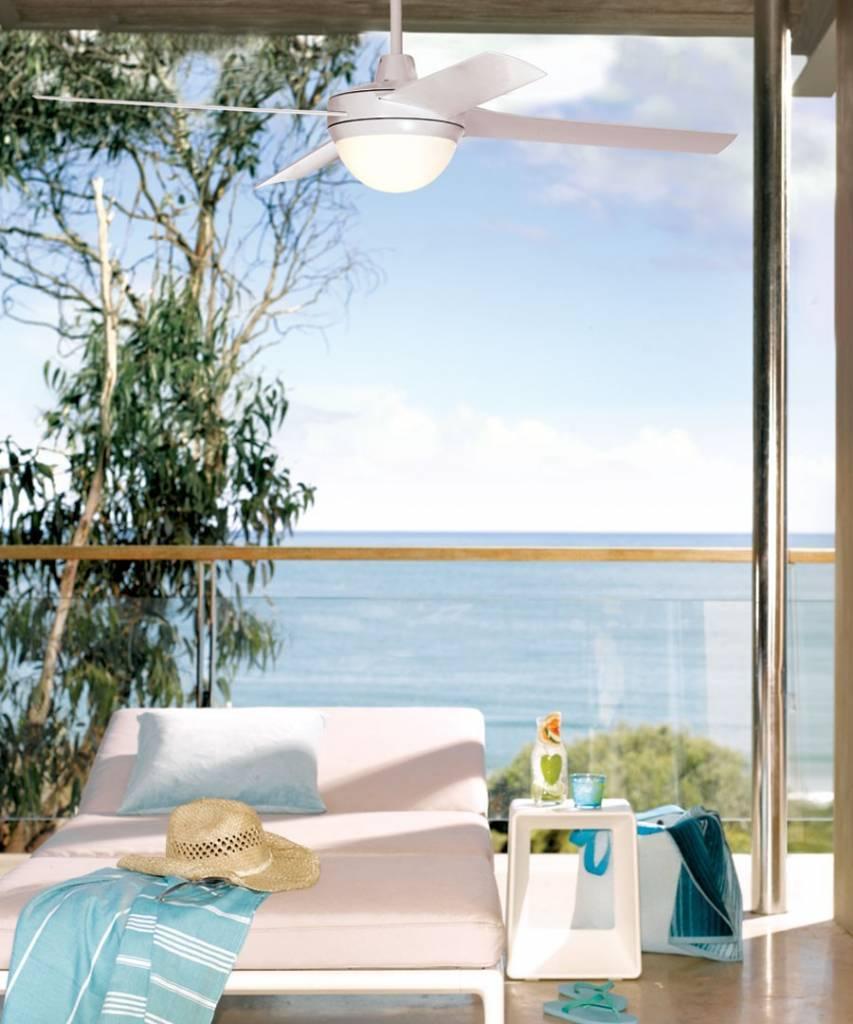 Licht en lucht – de design hanglamp die verkoeling brengt