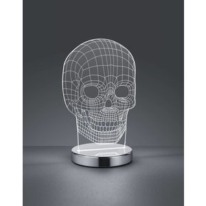 Tafellamp Skull Led
