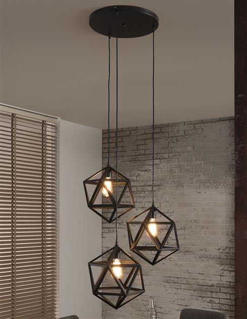 Licht brengt sfeer in huis for Led hanglampen woonkamer