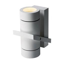 Wandlamp Double Wit IP54