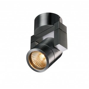 Wandlamp Single Aluminium IP54