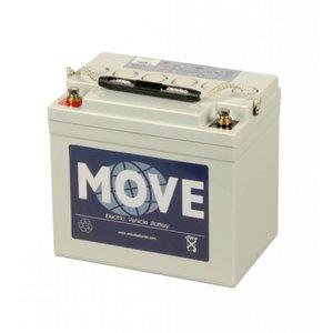 Accu / batterij 12 Volt 34Ah