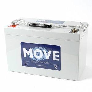 Accu / batterij 12 Volt 105Ah