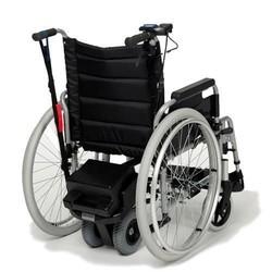 Elektrische duwhulp rolstoel