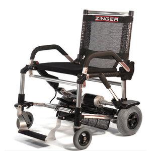 Zinger Rolstoel Elektrische lichtgewicht rolstoel
