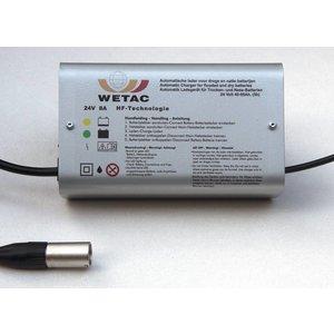 acculader 24 Volt 8 Ampere