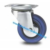 Zestaw obrotowy, Ø 125mm, elastycznej gumy, 150KG