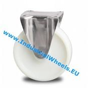 Zestaw stały, Ø 125mm, Piasta Poliamidu, 450KG