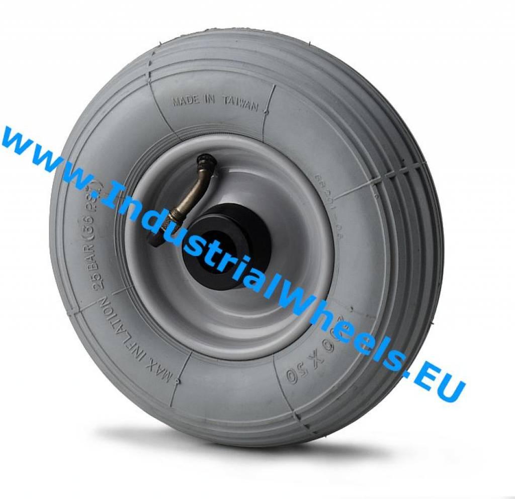 roue 200mm pneumatique profil lign 75kg roues et. Black Bedroom Furniture Sets. Home Design Ideas