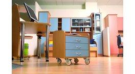 Møbler og display
