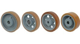 Vulkollan® Traction Wheels