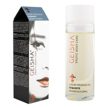 ♥ DINOS SEXTOYS EUROPE ♥ Geisha Luxury Massage Oil (Exquisite)