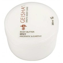♥ DINOS SEXTOYS EUROPE ♥ Geisha Body Butter (Spicy)