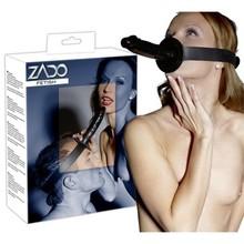 ♥ DINOS SEXTOYS EUROPE ♥ Schwarze Latex-Penis Dildo mit Riemen (14,5 cm und einem Durchmesser von ca. 3 cm)
