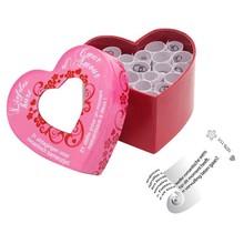 ♥ DINOS SEXTOYS EUROPE ♥ Love Heart (herzförmige Schachtel mit 21 romantische Herausforderungen für Sie und Ihre Liebsten)
