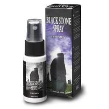 ♥ DINOS SEXTOYS EUROPE ♥ Black Stone Spray Verzögerung (Licht Narkose Spray, Orgasmen zu verzögern)