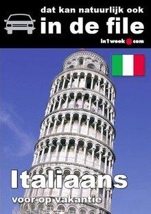 Kasper Boon Italiaans voor op vakantie - Dat kan natuurlijk ook in de file (serie)
