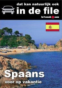 Kasper Boon Spaans voor op vakantie - Dat kan natuurlijk ook in de file (serie)