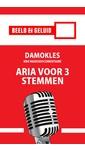 Leo Knikman Damokles - Aria voor 3 stemmen