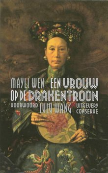 Mayli Wen Een vrouw op de Drakentroon - Voorwoord Lulu Wang