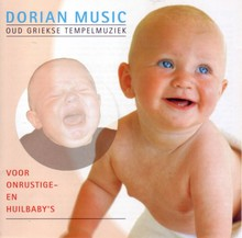 Johan Onvlee Dorische tempelmuziek - Voor het kalmeren van huilbaby's - Yoga zwangerschapsbox, deel 3 (serie)