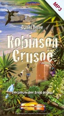 Daniel Defoe Robinson Crusoë - Voorgelezen door Arend de Geus