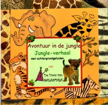 Sandra Koole Avontuur in de jungle