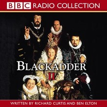 Richard Curtis Blackadder II
