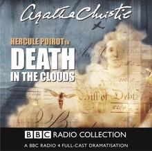 Agatha Christie Hercule Poirot in Death In The Clouds - Dramatisation