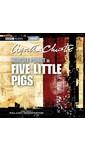 Agatha Christie Hercule Poirot in Five Little Pigs