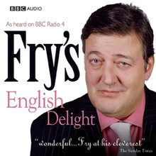 Stephen Fry Fry's English Delight: The Complete First Series - Part 1, 2, 3 and 4