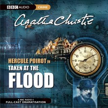Agatha Christie Hercule Poirot in Taken At The Flood - Dramatisation