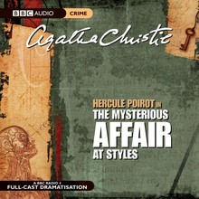 Agatha Christie Hercule Poirot in The Mysterious Affair At Styles - Dramatisation