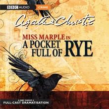 Agatha Christie Miss Marple in A Pocket Full Of Rye - Dramatisation