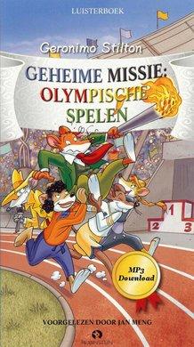 Geronimo Stilton Geheime missie: Olympische Spelen