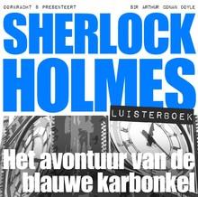 Arthur Conan Doyle Sherlock Holmes - Het avontuur van de blauwe karbonkel