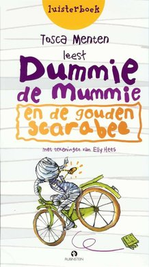 Tosca Menten Dummie de Mummie en de gouden scarabee
